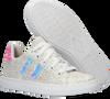 Weiße TON & TON Sneaker low BIRGIT  - small
