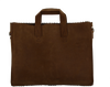 Braune MYOMY Laptoptasche BUSINESS BAG - small