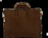 Braune MYOMY Laptoptasche BUSINESS BAG - small