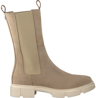 Beige OMODA Chelsea Boots ROMY 1-C  - medium