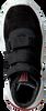 Schwarze RED-RAG Sneaker high 13119  - small