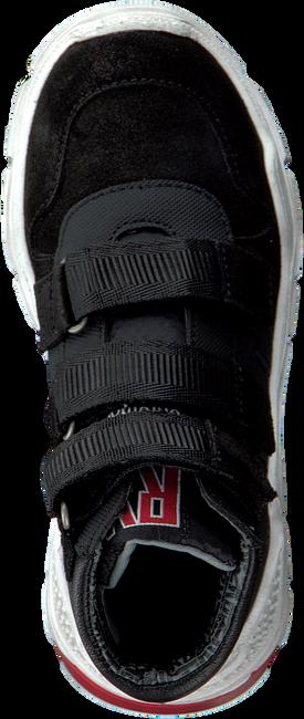 Schwarze RED-RAG Sneaker high 13119  - large