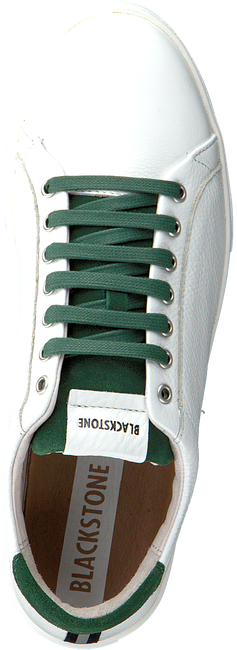 Weiße BLACKSTONE Sneaker low RM31  - large