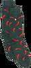 Grüne Alfredo Gonzales Socken RED PEPPERS  - small