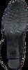 Schwarze RAPISARDI Langschaftstiefel ALDA - small