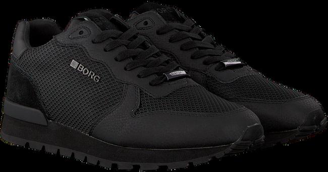 Schwarze BJORN BORG Sneaker R605 LOW KPU M - large