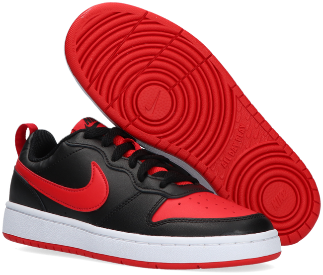Rote NIKE Sneaker low COURT BOROUGH LOW 2 (GS)  - large