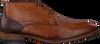 Cognacfarbene VAN LIER Business Schuhe 1919104  - small
