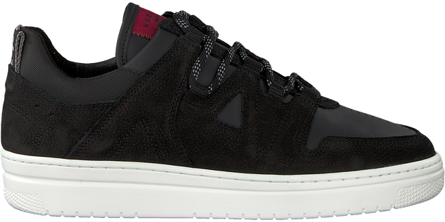 Schwarze NUBIKK Sneaker YEYE ARJUN  - large