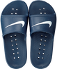 Blaue NIKE Pantolette KAWA SHOWER (GS/PS)  - small