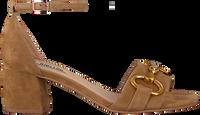 Cognacfarbene BIBI LOU Sandalen 522Z30VK-20  - medium