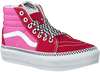 Rote VANS Sneaker high UY SK8-HI PLATFORM 2.0  - small