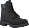 Schwarze TIMBERLAND Ankle Boots 6IN PREMIUM HEREN - small