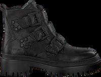 Schwarze RED-RAG Biker Boots 74350  - medium