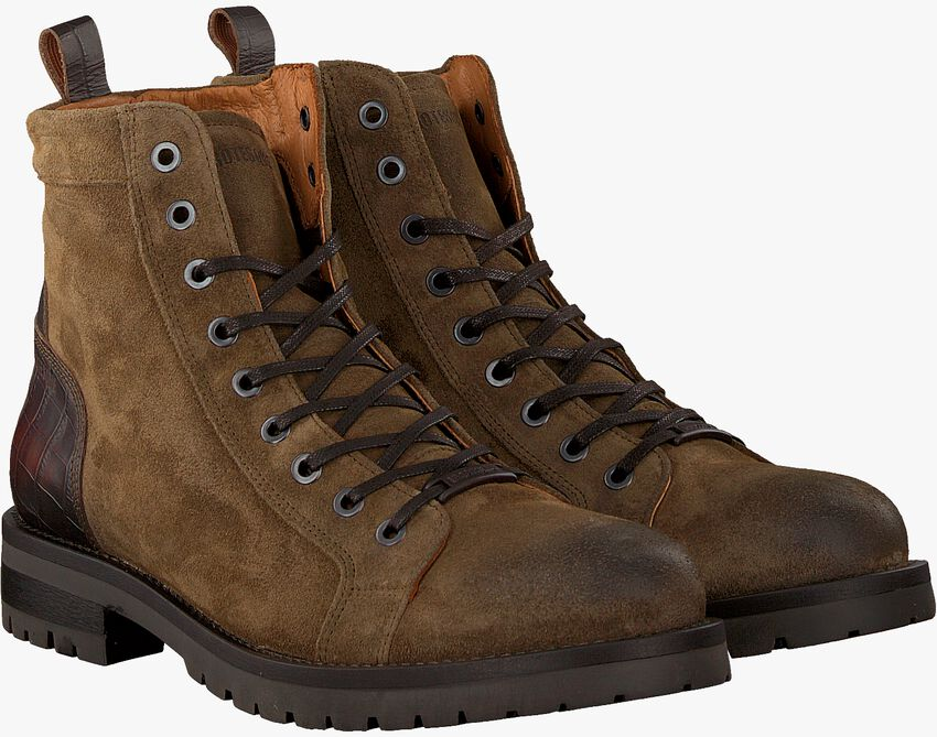Taupe GROTESQUE Schnürboots PIOLETE 3  - larger