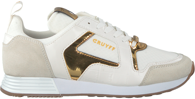 Weiße CRUYFF CLASSICS Sneaker low LUSSO  - large