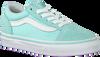 Blaue VANS Sneaker UY OLD SKOOL BLUE TINT KIDS  - small