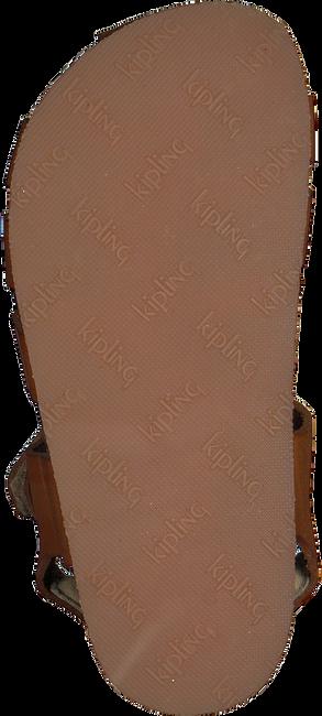 Cognacfarbene KIPLING Sandalen FIDEL - large