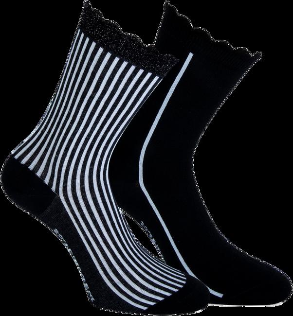 Schwarze MARCMARCS Socken AMY  - large