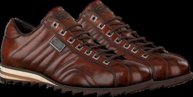 Cognacfarbene HARRIS Business Schuhe 0817/P  - large