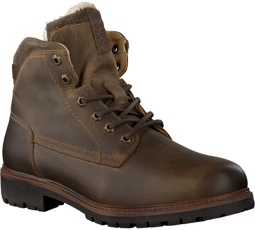 Grüne OMODA Ankle Boots 350056 - larger