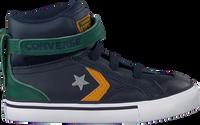 Schwarze CONVERSE Sneaker high PRO BLAZE STRAP-HI KIDS  - medium