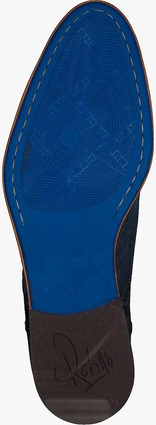 Blaue REHAB Business Schuhe SALVADOR  - larger