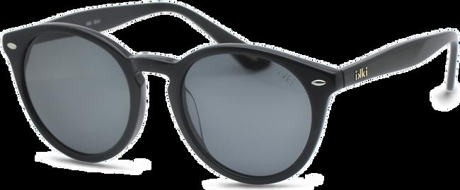 Schwarze IKKI Sonnenbrille LEXI - large