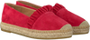 Rote KANNA Espadrilles KV8000 - small