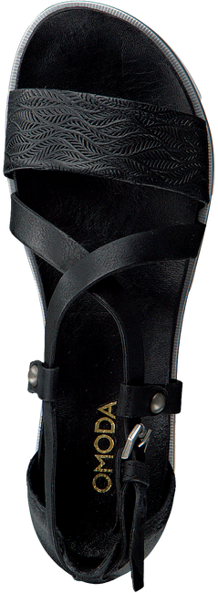 Schwarze MJUS (OMODA) Sandalen 740021 - large