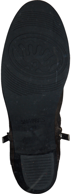Graue SHABBIES Stiefeletten 182020109  - large