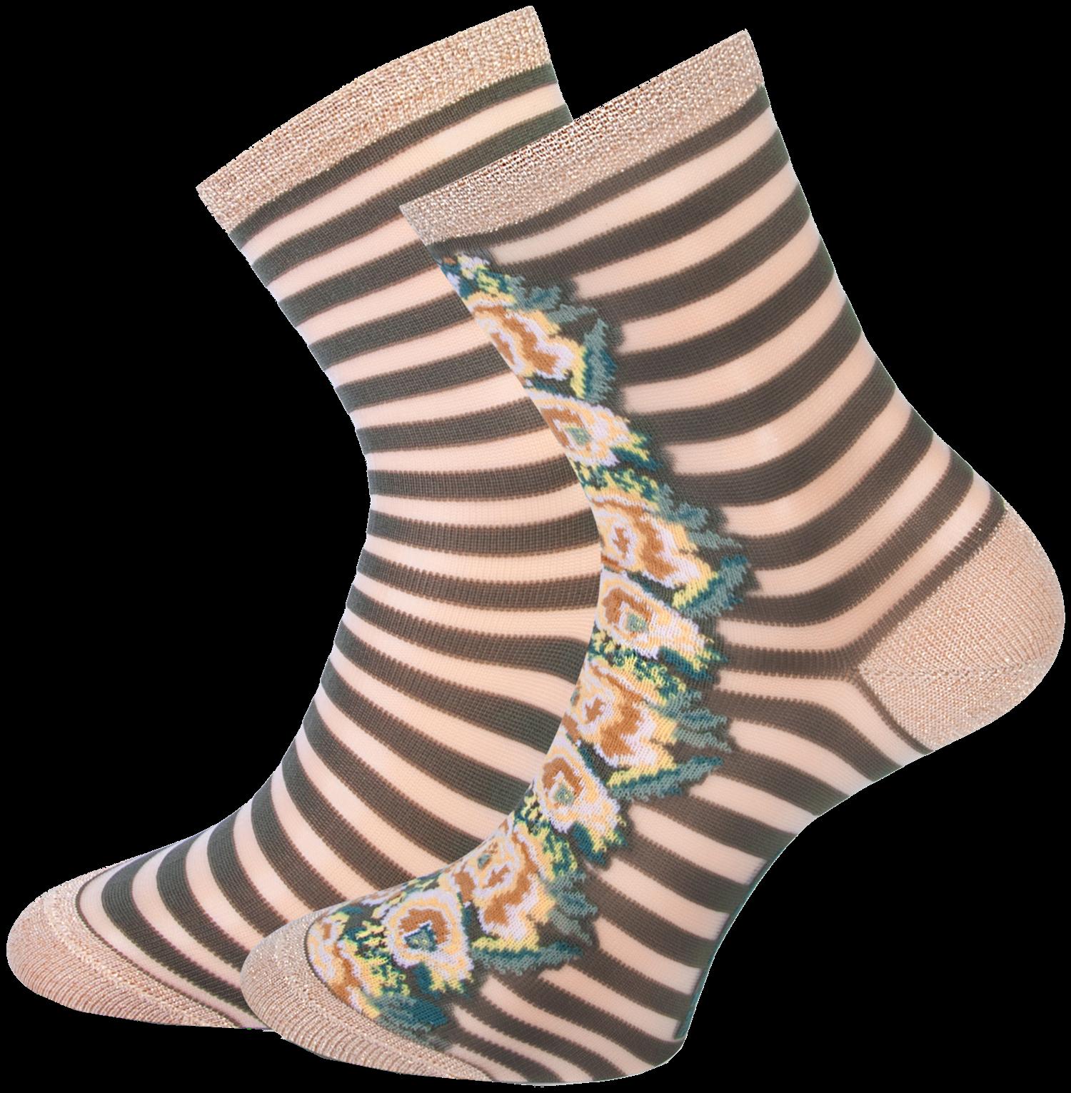 Beige MARCMARCS Socken AIMEE BEyTE