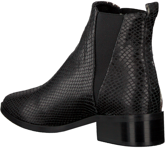 Braune DEABUSED Chelsea Boots 7001  - large