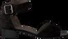 Schwarze GABOR Sandalen 723 - small