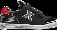 Schwarze MUNICH Sneaker low G3 VELCRO  - medium