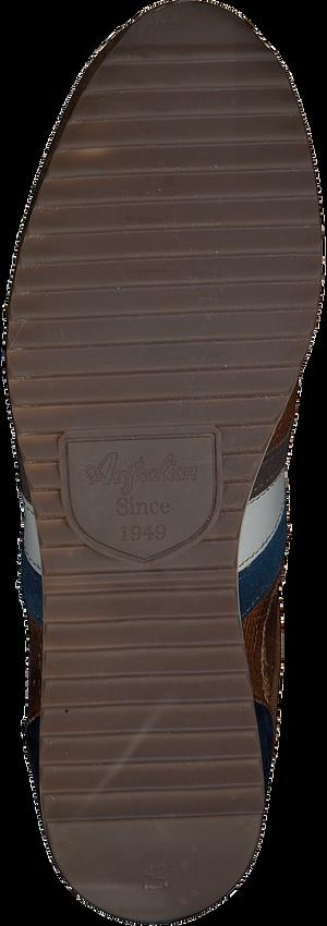 Cognacfarbene AUSTRALIAN Sneaker CORNWALL - larger