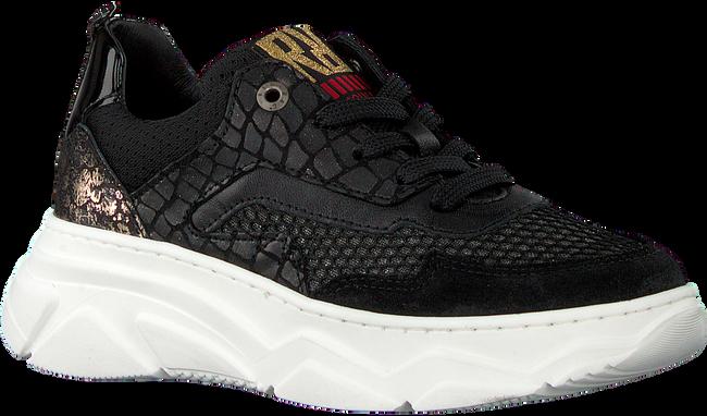 Schwarze RED-RAG Sneaker low 13044  - large
