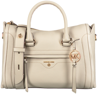 Beige MICHAEL KORS Handtasche MD SATCHEL  - medium