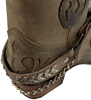 Taupe SENDRA Schuh-Candy 40 - small