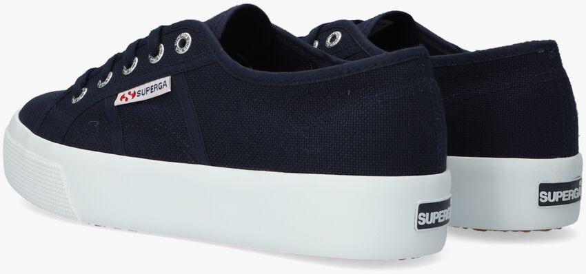 Blaue SUPERGA Sneaker 2730 - larger