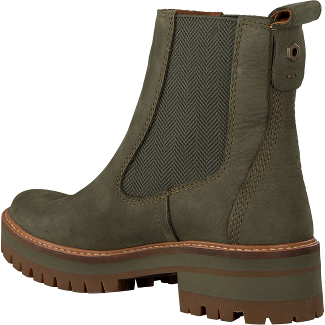 gr ne timberland chelsea boots courmayeur valley ch schuhmode online. Black Bedroom Furniture Sets. Home Design Ideas