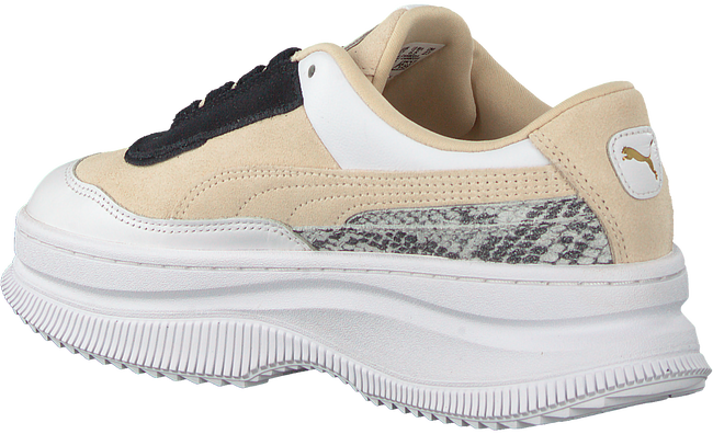 Beige PUMA Sneaker low DEVA WN'S  - large
