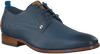 Blaue REHAB Business Schuhe GREG WALL 02 - small