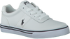 Weiße POLO RALPH LAUREN Sneaker HANFORD KIDS - small