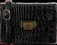 Schwarze DEPECHE Umhängetasche SMALL BAG 13784  - medium