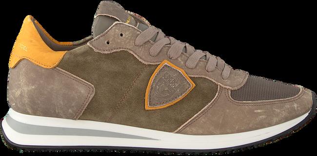 Beige PHILIPPE MODEL Sneaker TZLU