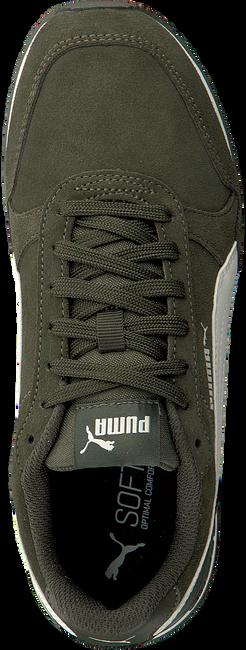Grüne PUMA Sneaker ST RUNNER V2 SD JR - large