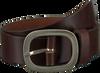 Braune PETROL Gürtel 40408 - small