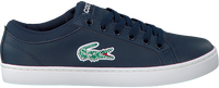 Blaue LACOSTE Sneaker STRAIGHTSET LACE 118 1 CAC - medium