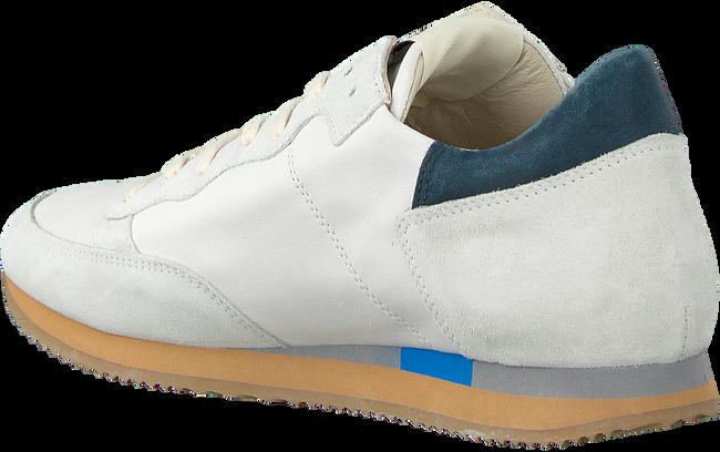 Weiße PHILIPPE MODEL Sneaker TROPEZ VINTAGE  - large